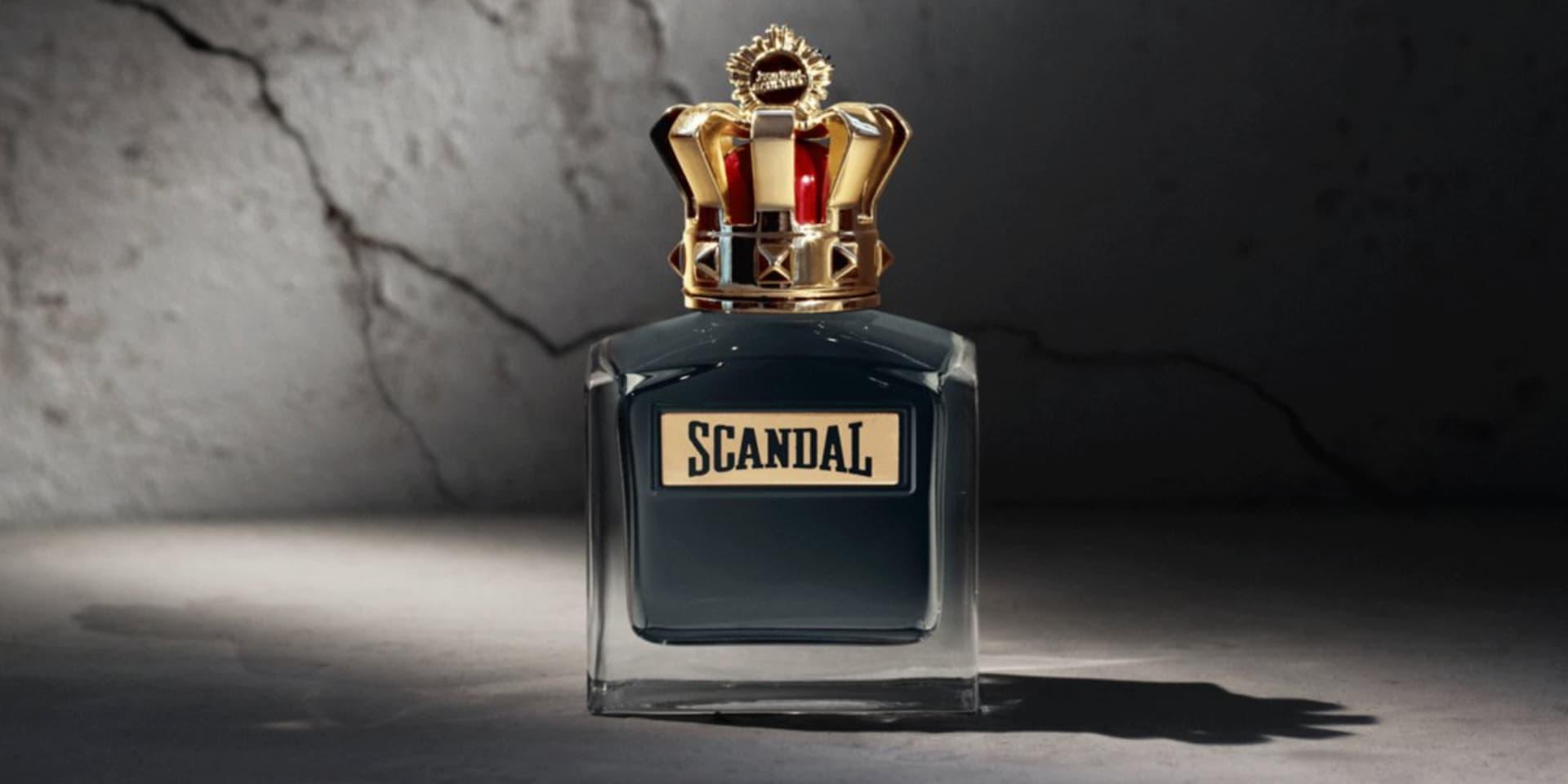 Scandal el perfume para hombres de Jean Paul Gaultier