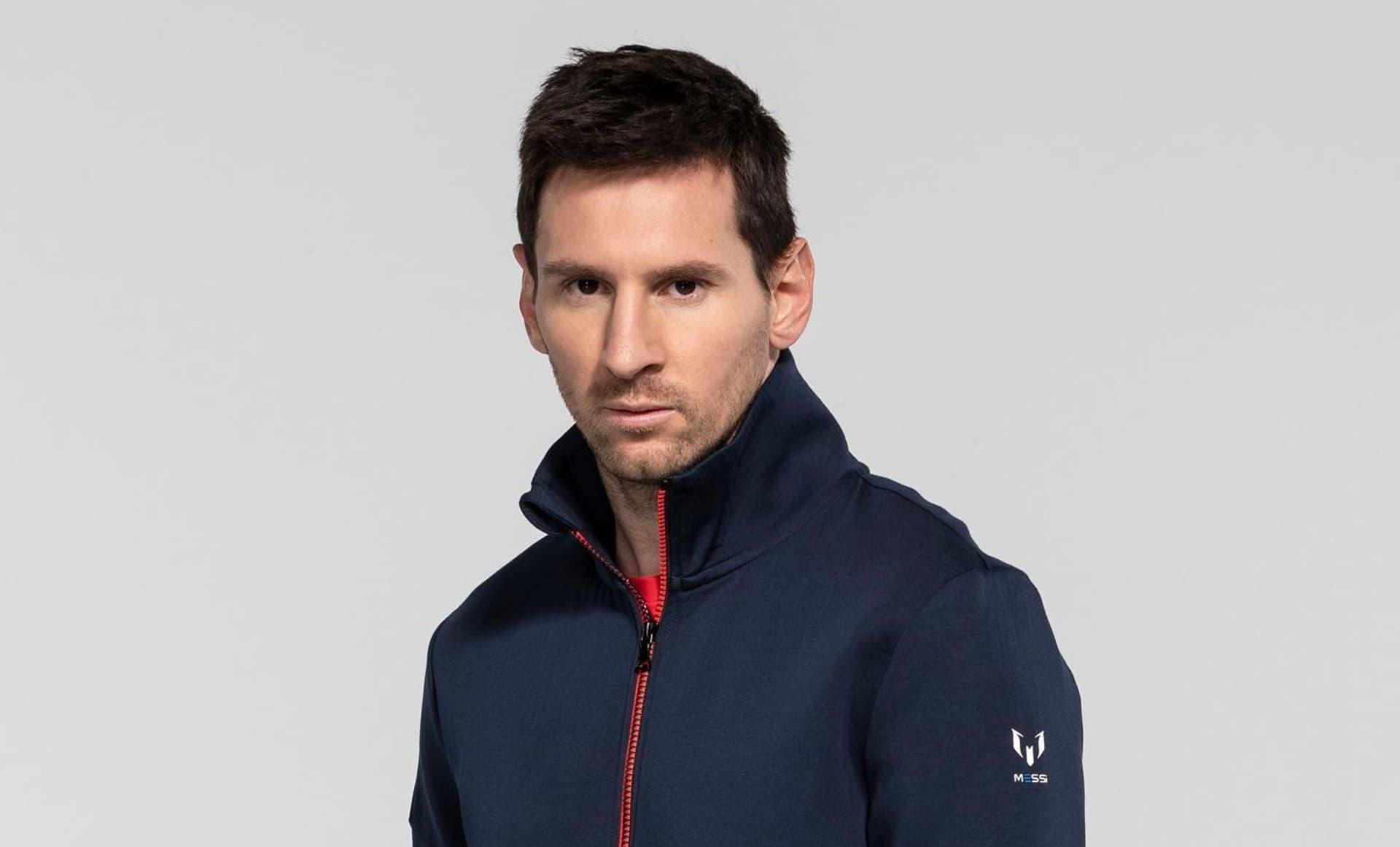 Así es The Messi Store la línea de ropa de Lionel Messi