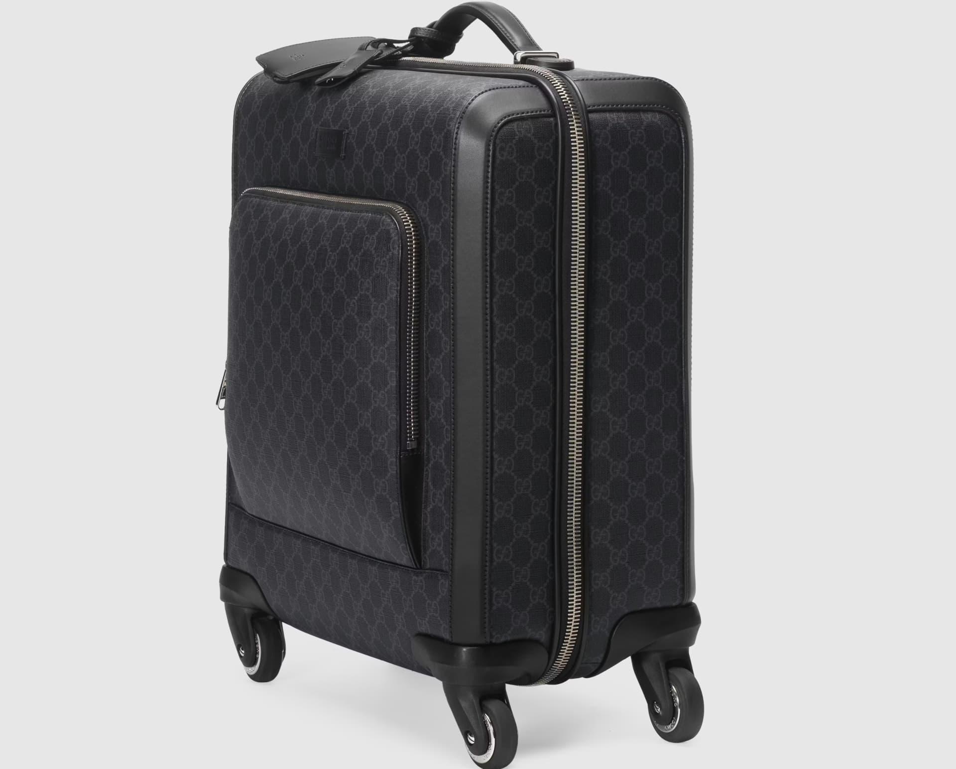Cinco valijas de lujo para hombres con estilo