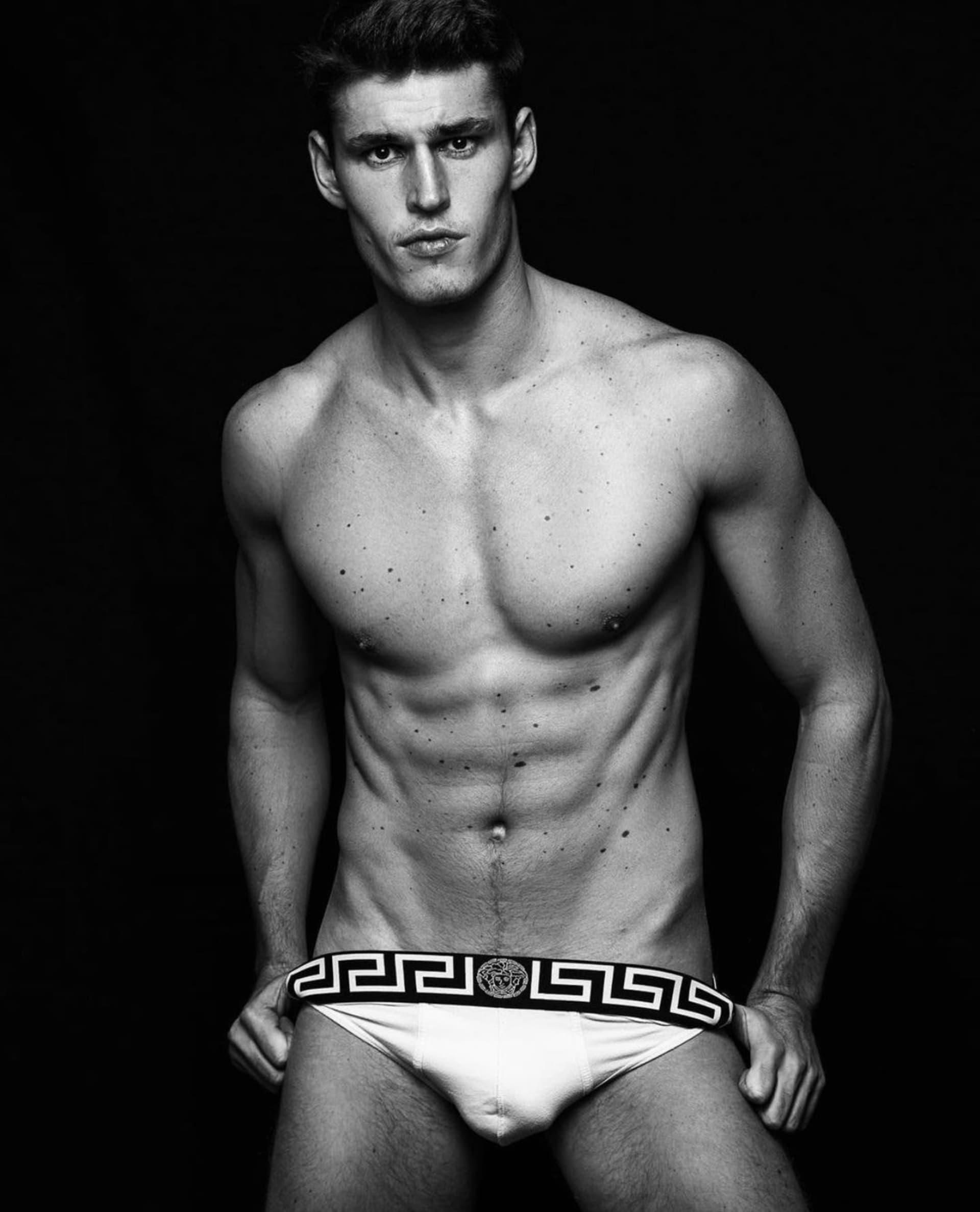 Victor Perr, el modelo francés que cautiva a mas de uno