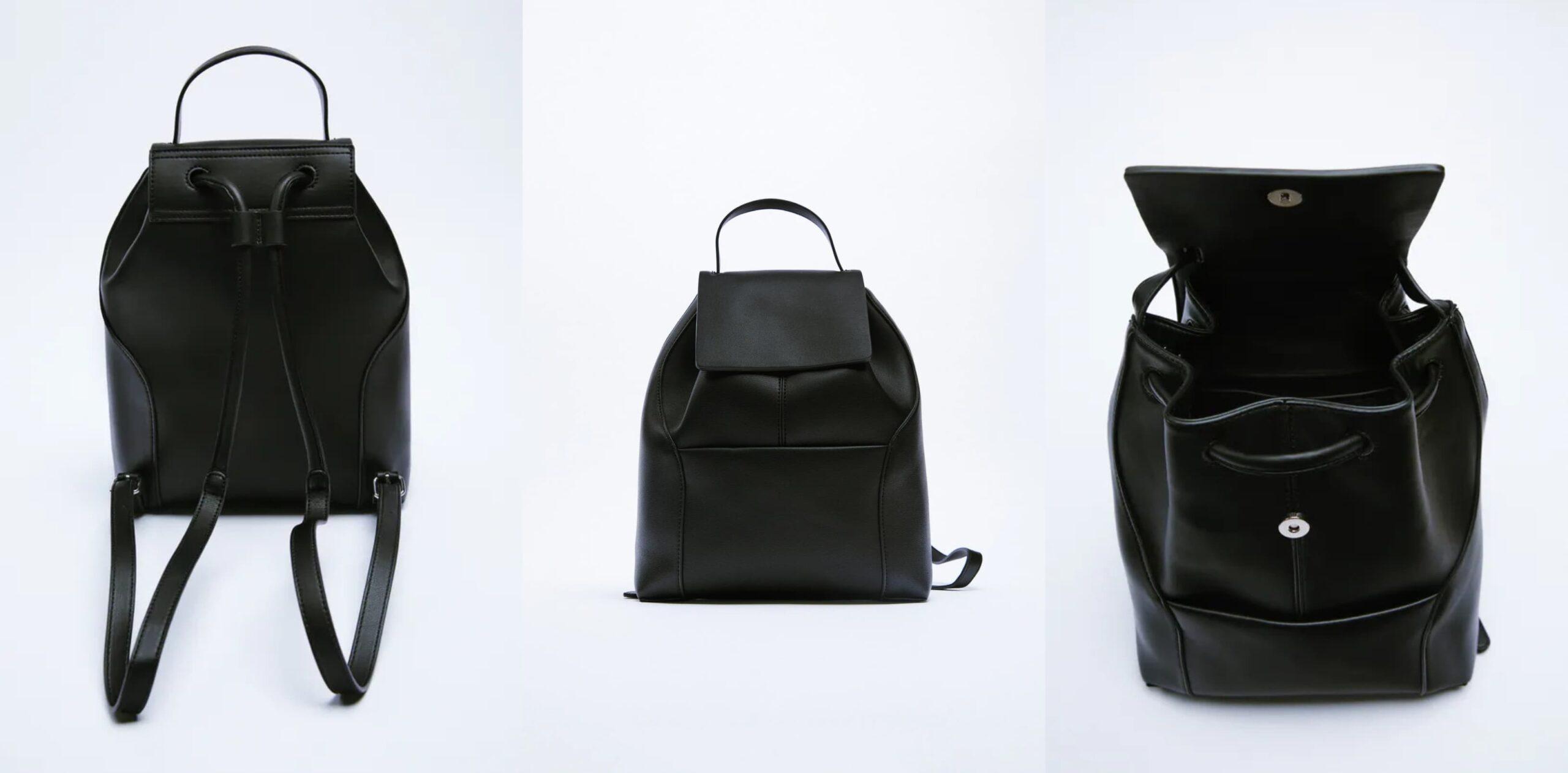 Cinco mochilas con estilo para mujeres