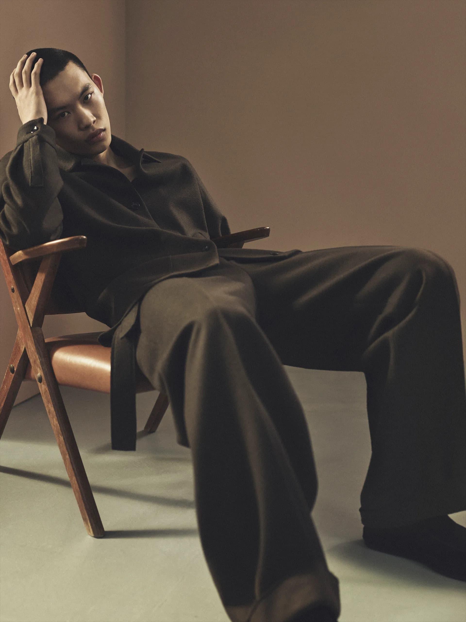 Zegna lanzó su colección invierno 2022 para hombres