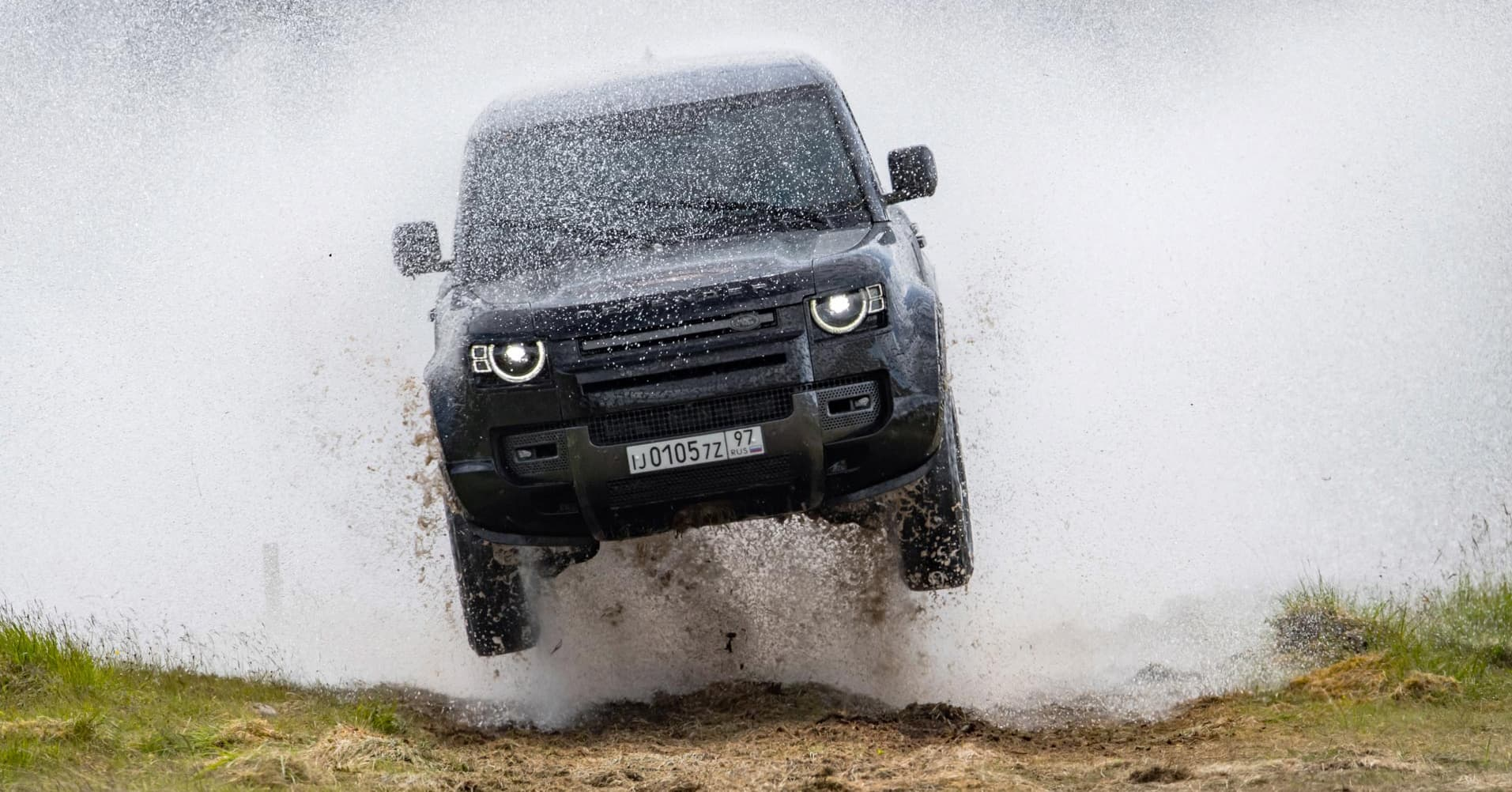 Land Rover Bond Edition