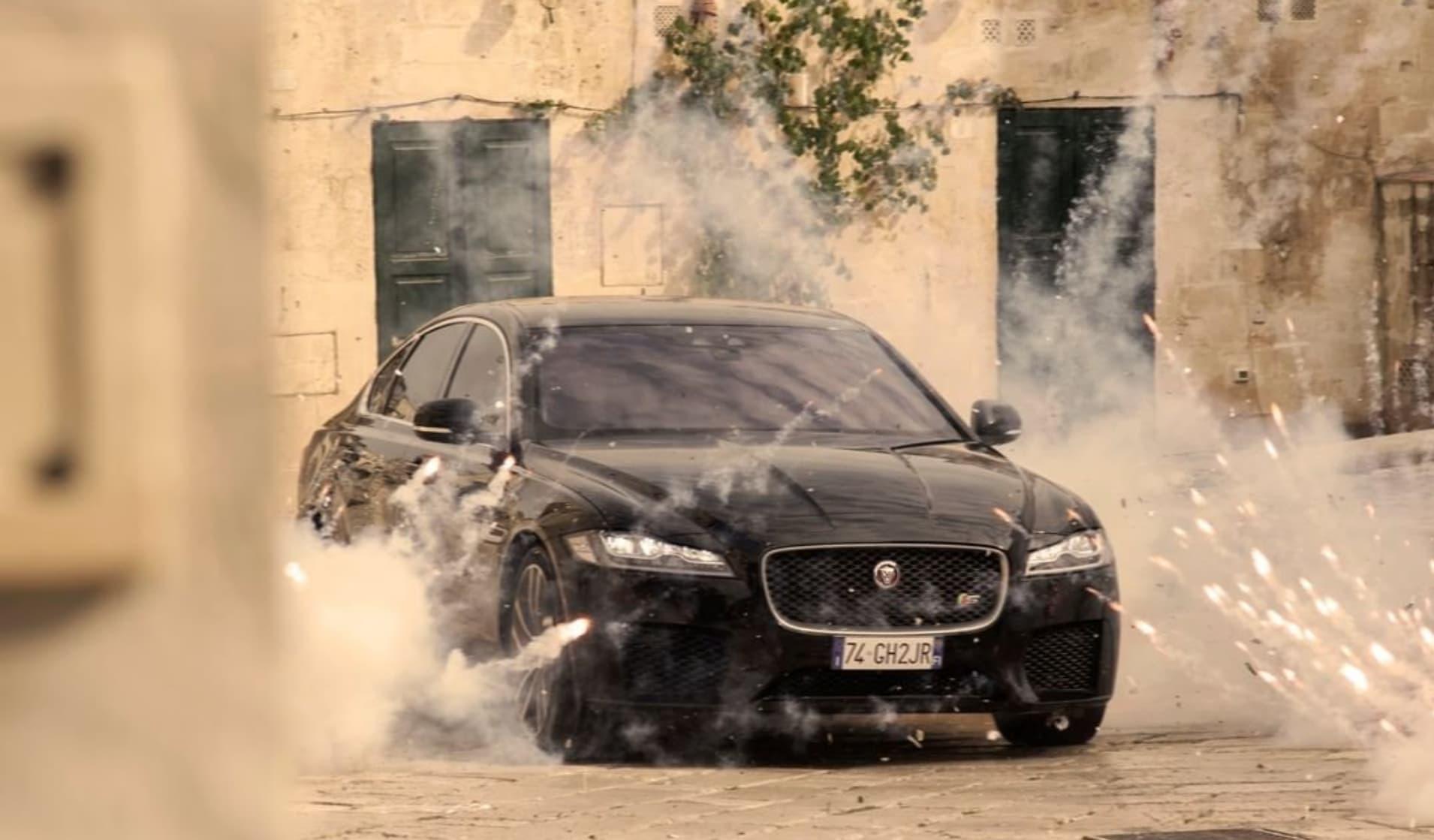 Estos son los autos que aparecen en la nueva película de James Bond