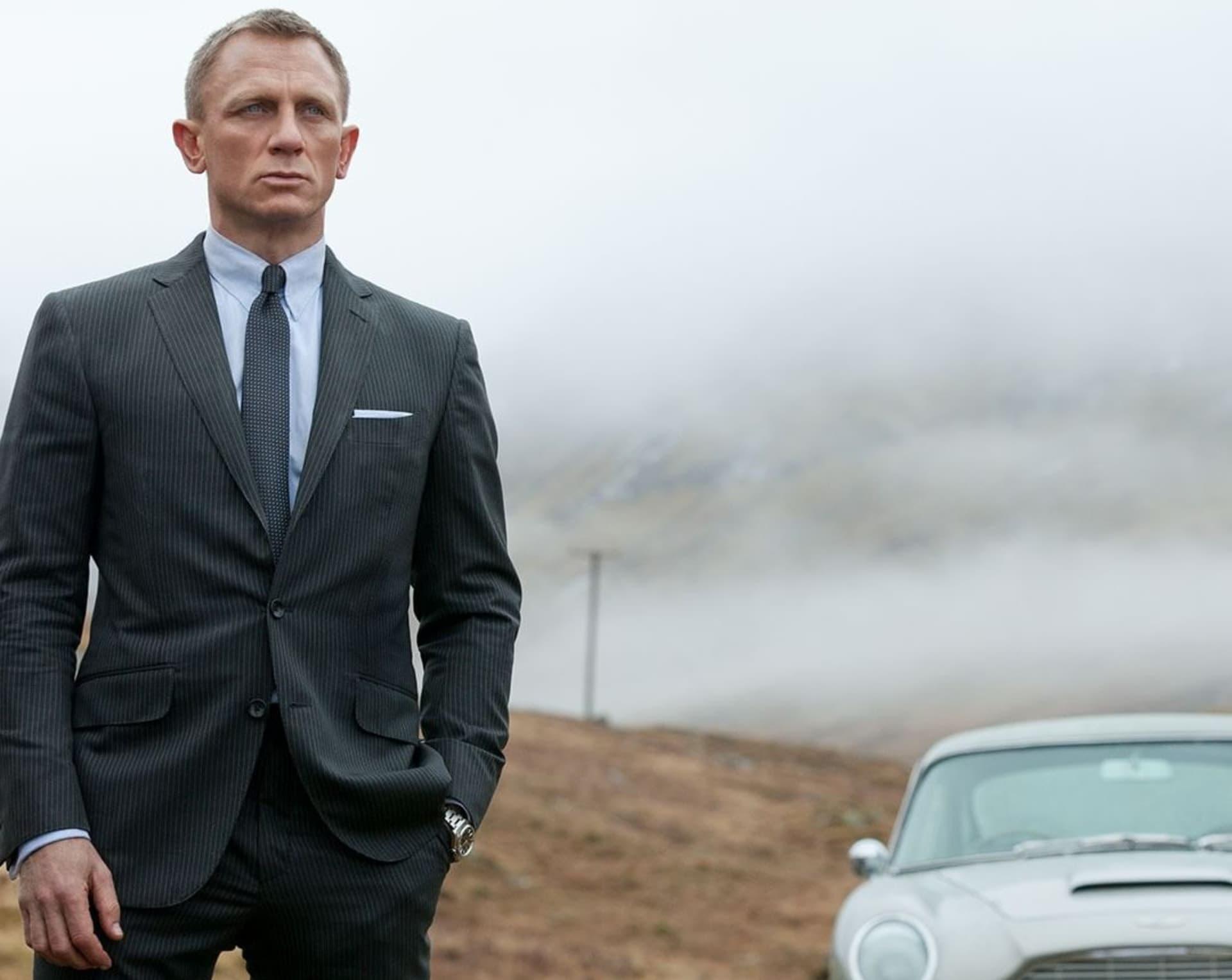 Los autos del agente 007