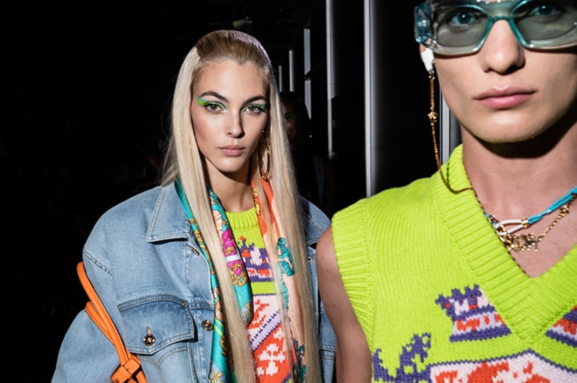 Moda iltaliana en fashion week