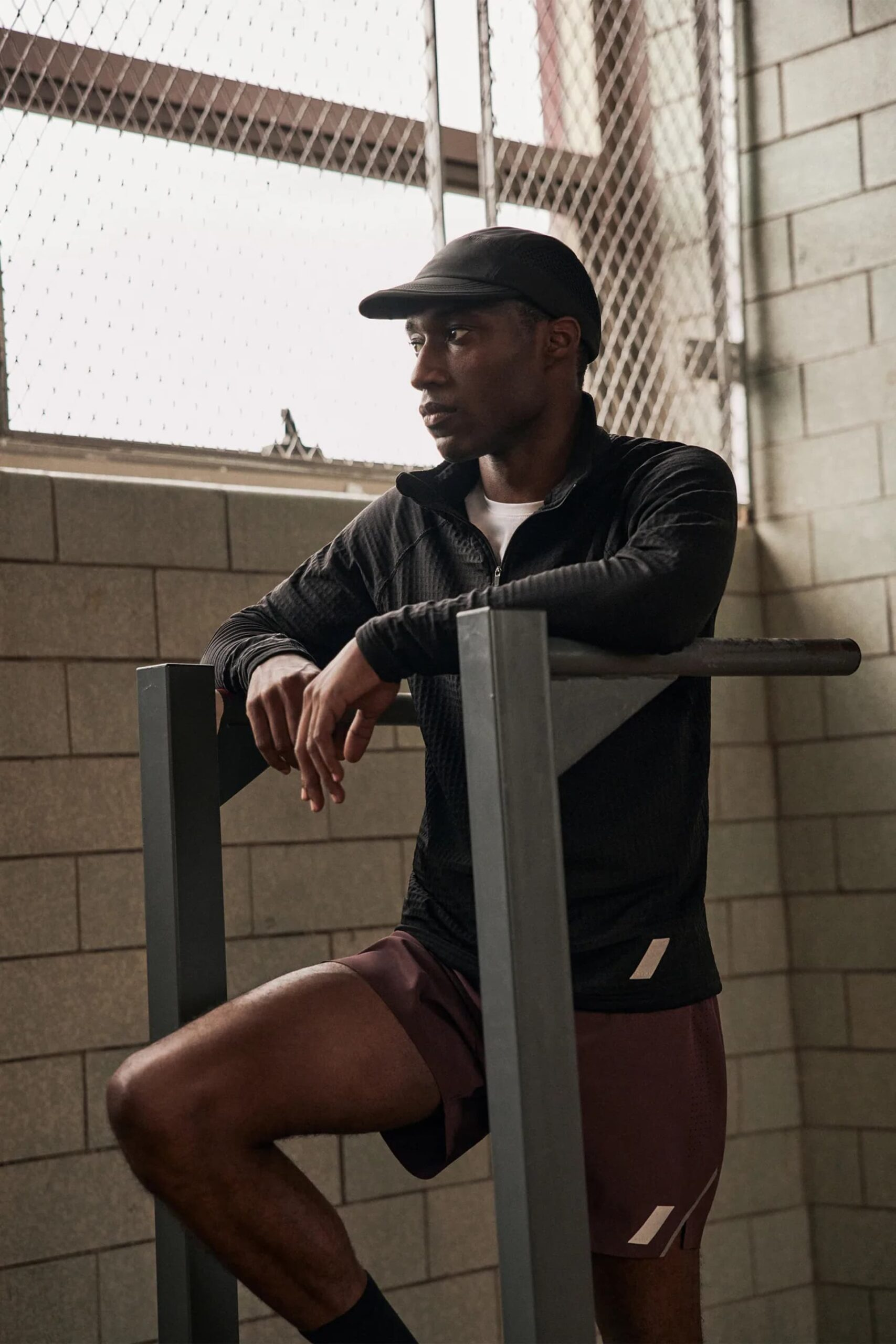 Zara presentó su colección deportiva masculina más innovadora